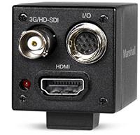Marshall Electronics - CV505-MB/M, Full-HD (3G/HD-SDI) - 2 5MP Mini
