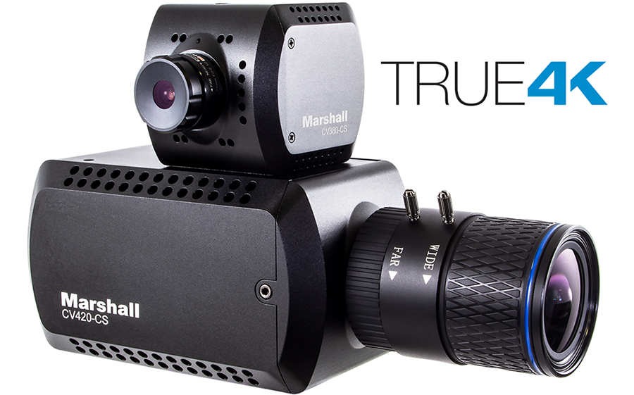 a1c3ed160fe Marshall s versatile HD UHD 4K cameras are designed around the latest in  sensor technology and refined to meet the highest in broadcast standards.