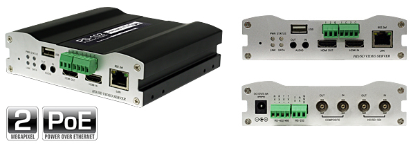 Marshall Electronics - VS-102-HDSDI 2 0 MP High Resolution Encoder
