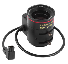 VS-M2812-2 Varifocal CS Mount Lens