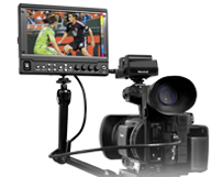 camera-top monitors accessories