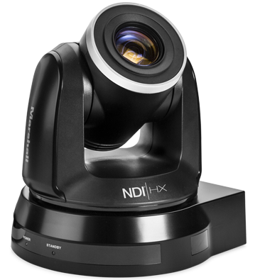 Full-HD PTZ Camera with NDI