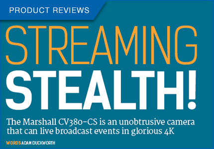 Marshall CV380 Product Review in ProVideoMaker Magazine