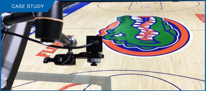 University of Florida Broadcasters choose Marshall for Unique Points of View