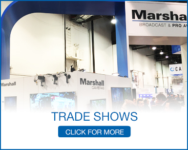 Marshall Trade shows