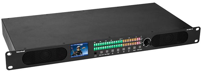 Marshall Electronics - AR-DM51-B, 16 Channel Digital Audio