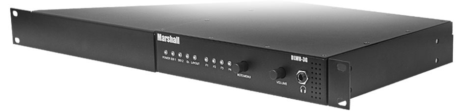 Dual Link / Waveform Processor with 3GSDI support