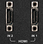 Two-channel HDMI Input Module
