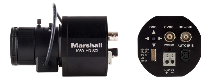 Marshall Electronics Optical Systems Division Cv342 Cs