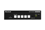 Marshall Electronics Releases New VMV-402-SH Quad-Viewer/Switcher for NAB 2018